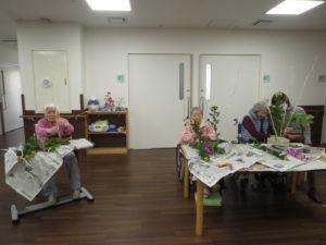 お花クラブH29.12.18
