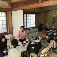ふれあい喫茶H29.12.8