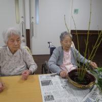 お花クラブH30.11. 21