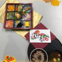 おせち料理H30.1.1