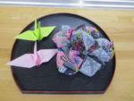 お手玉作りました。令和元年5月16日