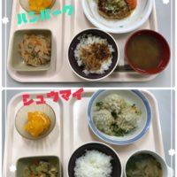 施設の食事